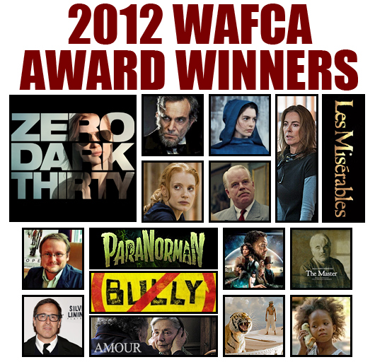 Our 2012 Award Winners